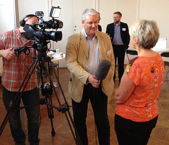 media training edinburgh